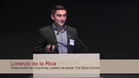 Lorenzo de la Rica: