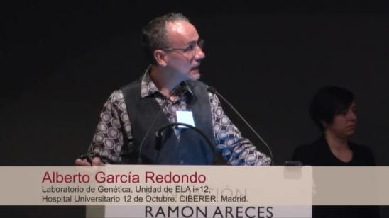 Alberto García Redondo:
