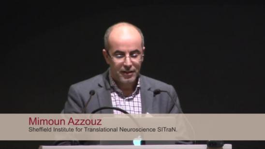Mimoun Azzouz:
