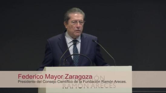 Federico Mayor Zaragoza: