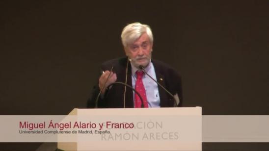 Miguel Ángel Alario y Franco: