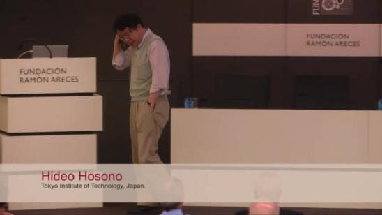 Hideo Hosono: