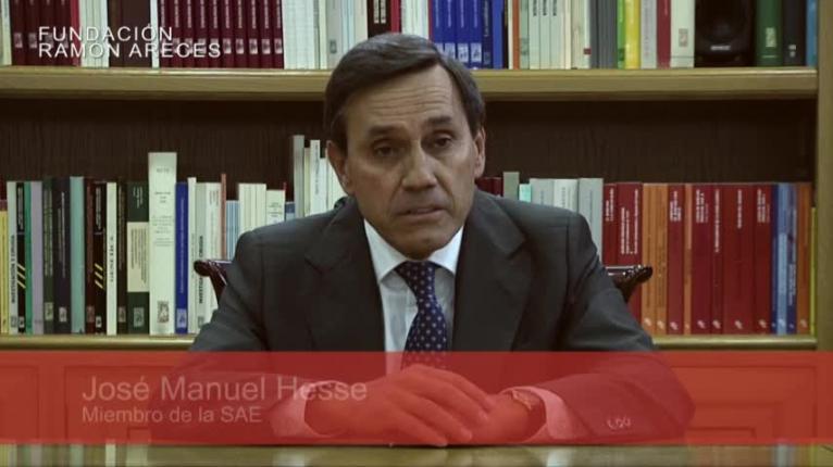 José Manuel Hesse:
