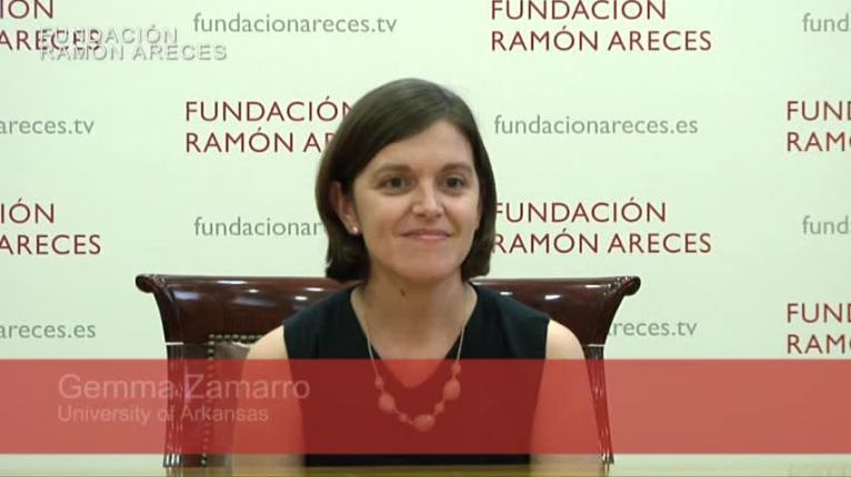 Gemma Zamarro: