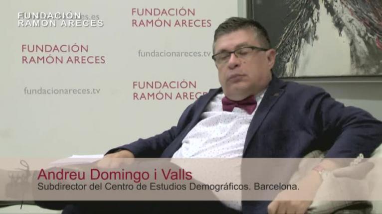 Andreu Domingo: