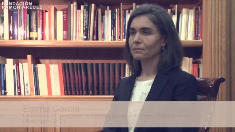 Emma García: