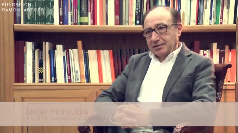 Javier Honrubia: