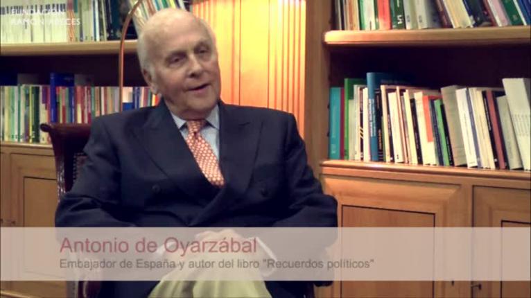 Antonio de Oyarzábal: