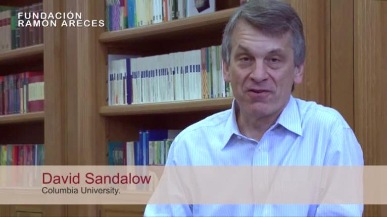 David Sandalow:
