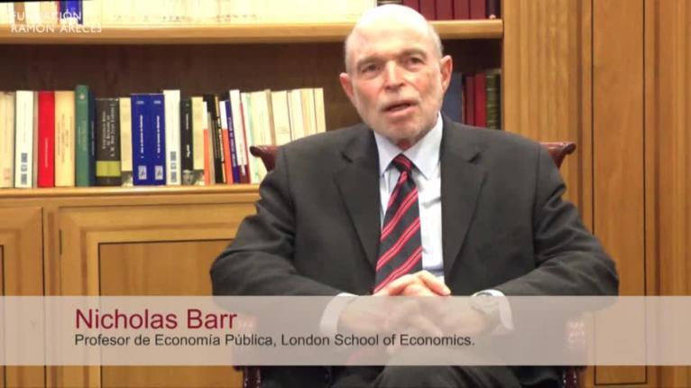Nicholas Barr: