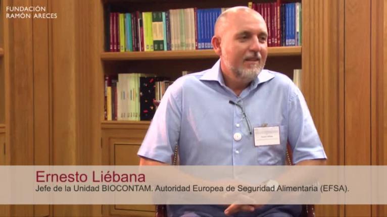 Ernesto Liébana: