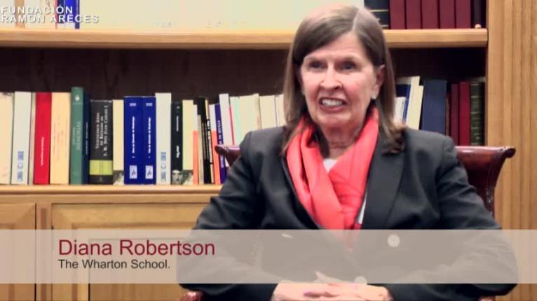 Diana Robertson: