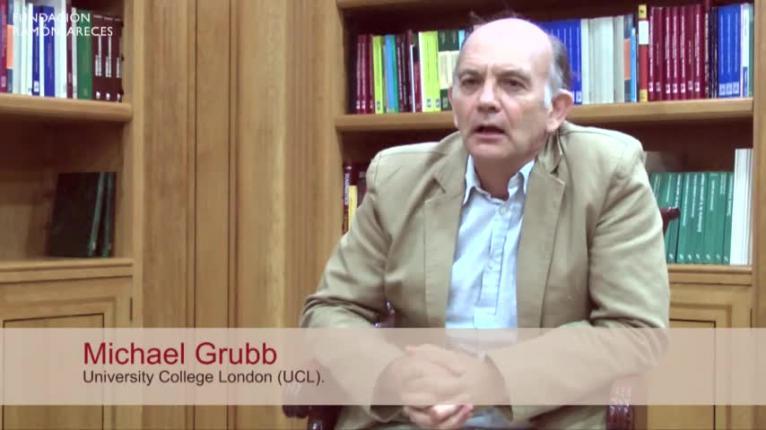 Michael Grubb:
