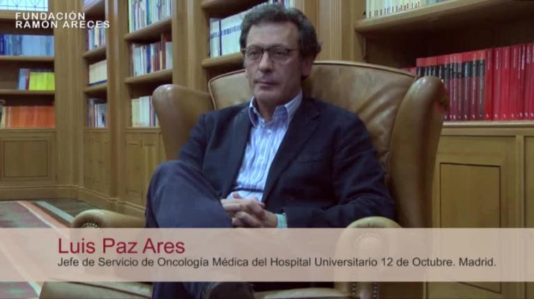 Luis Paz Ares: