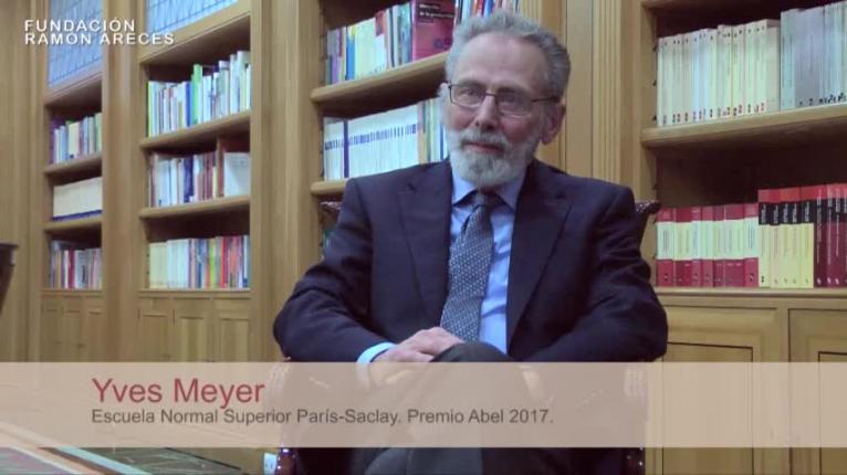 Yves Meyer: