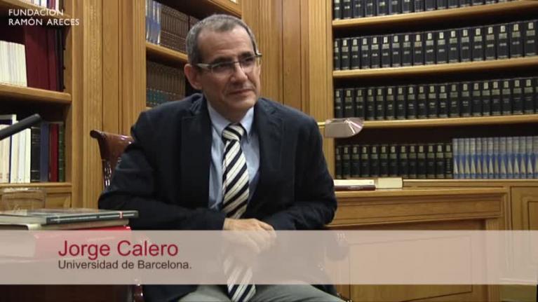 Jorge Calero: